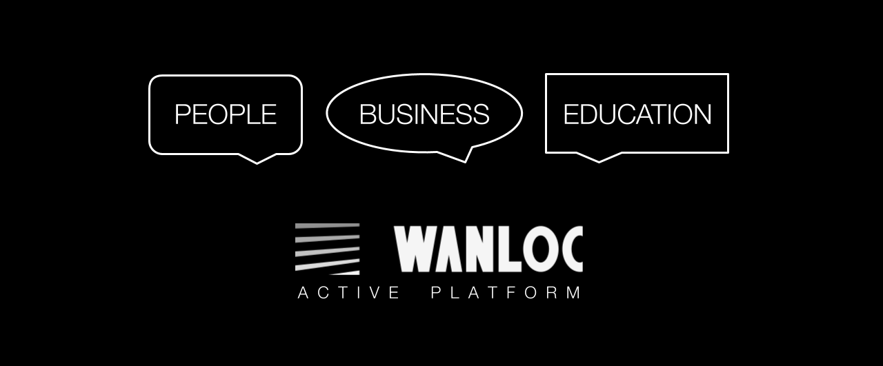 A communication platform for active cooperation between people, businesses and education.